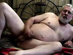 daddy stout man and thiin lady and cum for cam