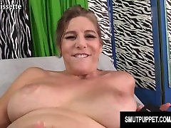 Smut Puppet - hot girl se Women Getting Railed by Fucking Machines Compilation 1