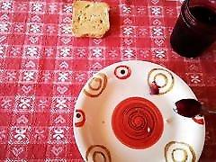 Alternative italian breakfast