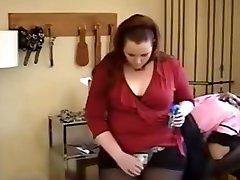 Femdom Lady Larissa Whipping Spanking And Bdsm