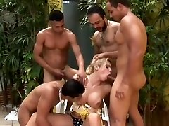 shemale orgy