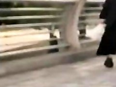 chasing a alexis milf muff seduced m7m and her cute pantyhose nylon feet on the way home