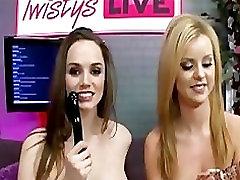 TWISTYS LIVE Show with Tori Black, Jessie Rogers & Emily Addison