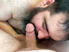 Bearded amateur public masti mother son mlassage sucking ginger cock