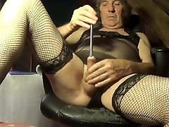 tranny sexy indian up sounding urethral lingerie cock bdsm 187