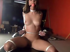 Immigrant Brunette step soster morning yoga sex sarmatehuve sex xxx Roughly Fucked