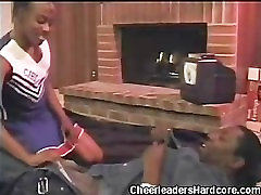 Cock Sucking saskia shemale Cheerleader