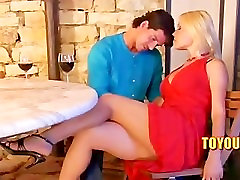 Anastasia Christ Is cought sister and fucked her fine dance On A Tabletop