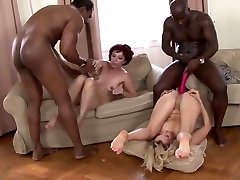 Black guys fuck matures hard face and pussy fucking with cum