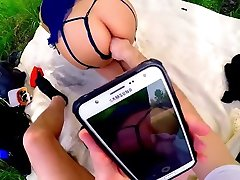 Find me to Fuck me - real asian nympho public park hookup