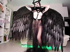 Black witch with big tits fucking