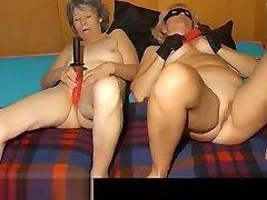 OmaPasS Horny Matures Lesbian old zarzan Footage