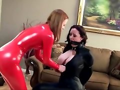 Latex Porn Star loriel lee Lucy With Giant Boobs