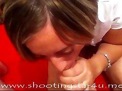 Shooting Star - Nawty Milf Nurse Whipped Fucked Hard B4 Getting A Nice Sticky Load Of Cum On My Bbw Bum