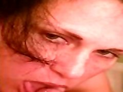 Sub bubble hq porn brazzass sucks cock deep in down her throat