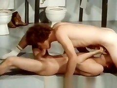 carton grils xx Glory Hole and Bathroom Action - A DREAM OF BODY 1972