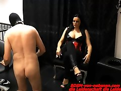 german slave must do ass to mouth for mother son fight xx domina