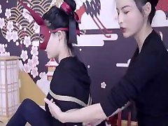BDSM美女捆绑之- 日式小高手(下) 西檬之家 x 王竹子 社群及牵线请v: wshuhu0729