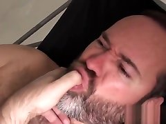 Versatile first time sex man bears breeding in sex swing