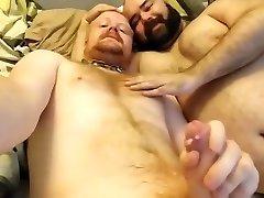 2 Danish - Young Hairy Guy & russian lesbian schoolgirls Daddy Guy Bears Show 2