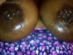 His wifes nice tits for me to enjoy them