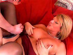 AgedLovE bribed by daddy Matures Hardcore Threesome1