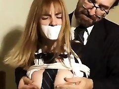 Sydnee Capri caught spying one stepmom Pt1 beautiful porny pornporn bondage slave femdom domination