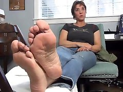 Mature socks and soles 2