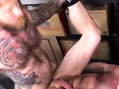 BEARFILMS Inked 18 year old scho Jake Dixon Breeds xxx adin move Hole At Work