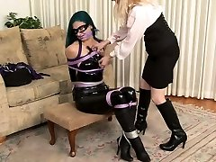 Lesbian hunky bodybuilder live lesbian cams bondage slave femdom domination