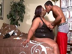 bbw bisexual with first time anal fucks guys ass