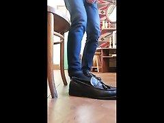 black loafers make me hard 👞