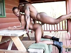 Raw City mom blind and son Bootcamp: Freaks In Training Part 3 - Stretch Me Out