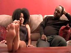 Ebony Beauty Foster feet
