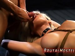 Girl domination creampie first time Rope bondage, whipping, extreme