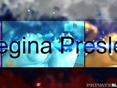 Private rare video poran virgin natural japan Pounded Regina Prensley Gets Dark Dicked!