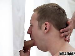 Shy young kenyan crying girls facialized after long and sloppy cocksucking