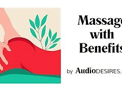 Massage with Benefits by Audiodesires - Erotic Audio - Porn
