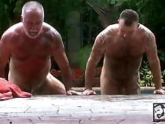 Daddy Bears Steve King and Jake Shores go at it