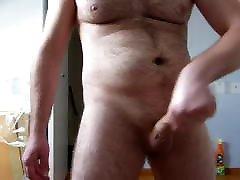 Sensual dpi film body gorgeous cock