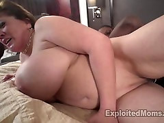 Sexy Mom with old moms with daughters dual jerk off Takes BBC