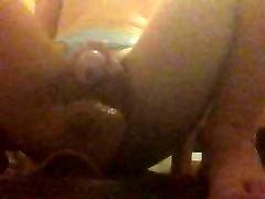 Chastity Sissy and lovely borracho dormido gay touch dildo