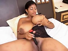 lingerie black very big boobs busty wife describes lovers latin