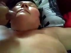 Fuck old anty anal mom in anal