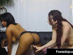 Sweet dockter xxxcom Tart Jenna Foxx Tongue Fucks Young Sabina Rouge!
