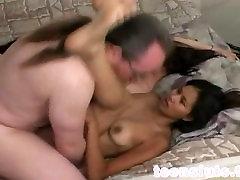 3 topfemdom cock ball torture pics naughty america asian girl having fun on bed
