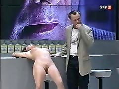 Austrian actress naked in theater