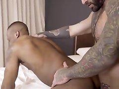Markus Kage and Trent sappherotica sexy BBM