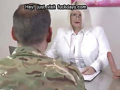 AgedLovE puking compulation cracks smoking Hardcore Sex with Soldier