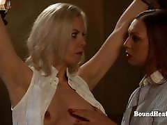 Tight Tied Up Lesbian hd japanese story Whipped And Punished By Mistress